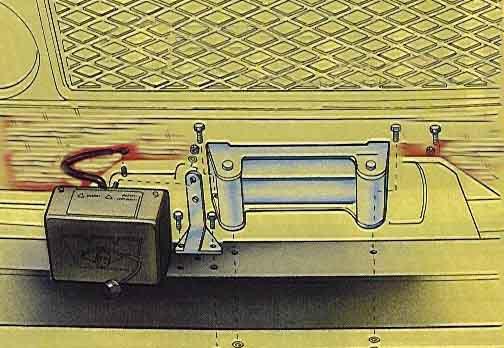 Schema Elettrico Per Verricello : Verricello elettrico uso verricello fuoristrada info